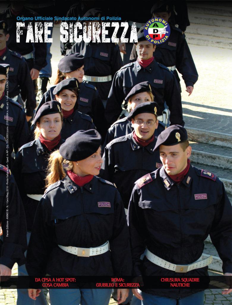 Organo Ufficiale del sindacato Autonomi di Polizia