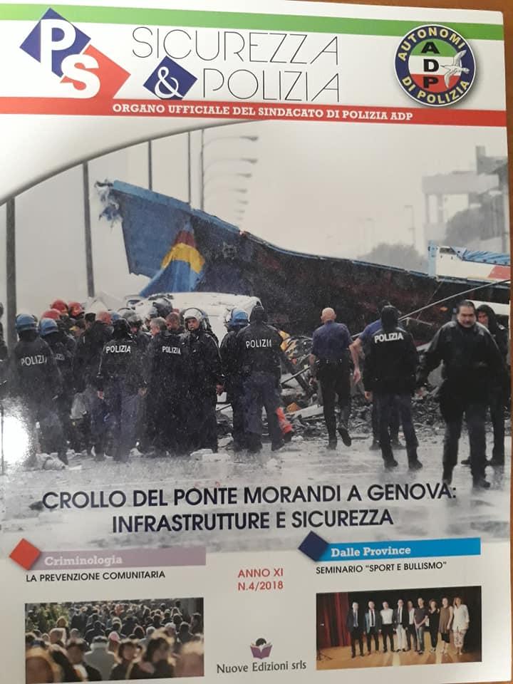 Rivista Sicurezza & Polizia