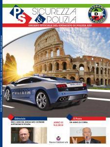SICUREZZA & POLIZIA n. 0 copertina