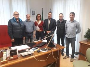 Aprile 2019, incontri con le Segreterie Provinciali