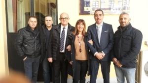 03.12.19 Torino e a Milano, importanti incontri con i Sigg. Questori (foto 2)