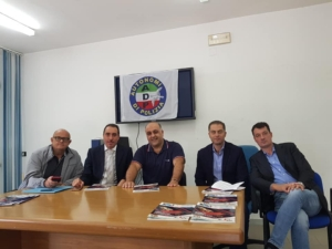 18.09.19 Assemblea sindacale alla sezione polizia stradale Crotone