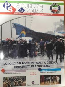 Rivista Sicurezza & Polizia n.4