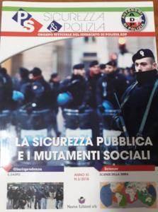 Rivista Sicurezza & Polizia n.3