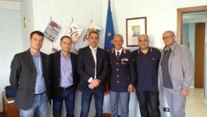 18.09.19 Assemblea sindacale alla sezione polizia stradale Crotone (foto 2)